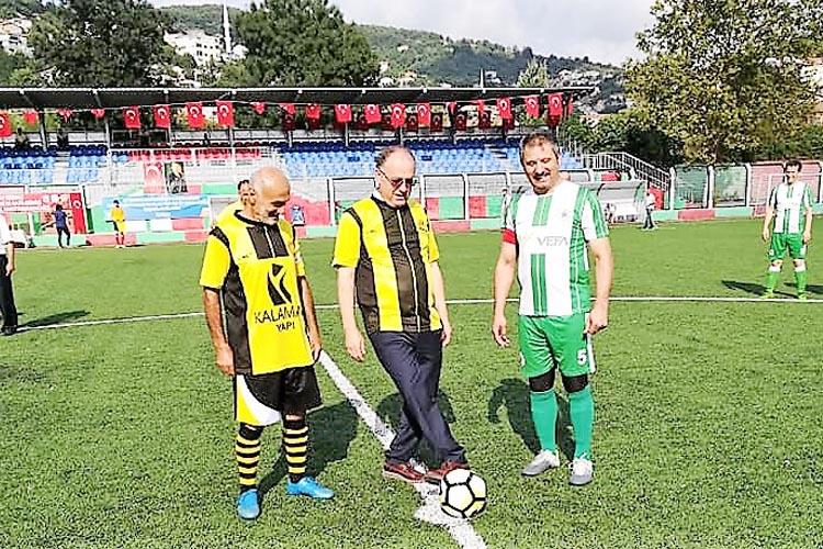 Beykoz'da 15 Temmuz Turnuvası başladı