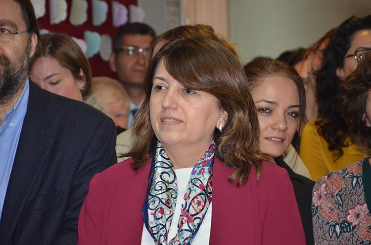 Gülay Demirel Beykoz'da hedef büyüttü