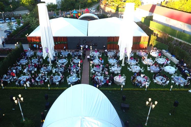 Beykoz'da kır düğünü isterseniz Cess Wedding