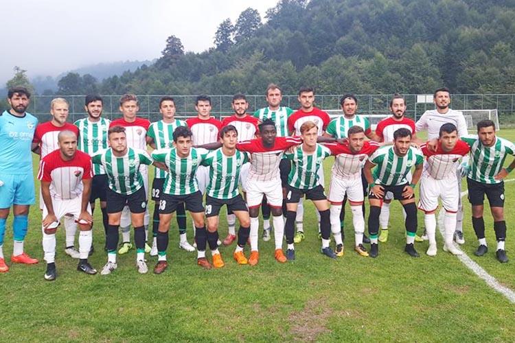 Kavacıkspor Kartepe kampını iki maçla tamamladı