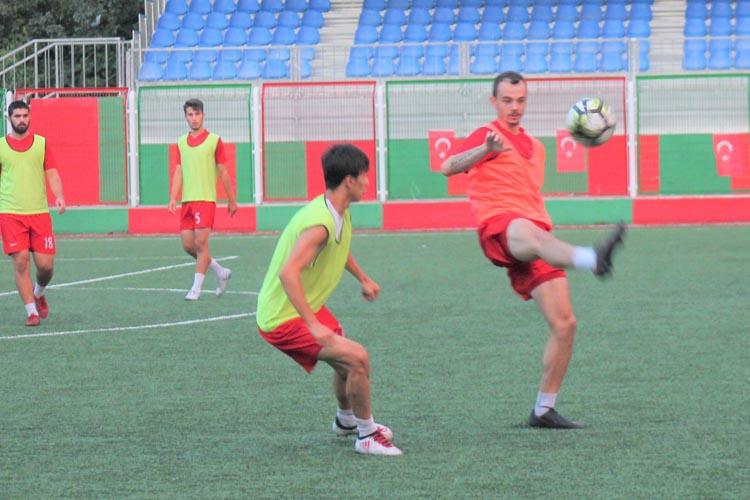 Paşabahçespor Tunaspor maçına kilitlendi