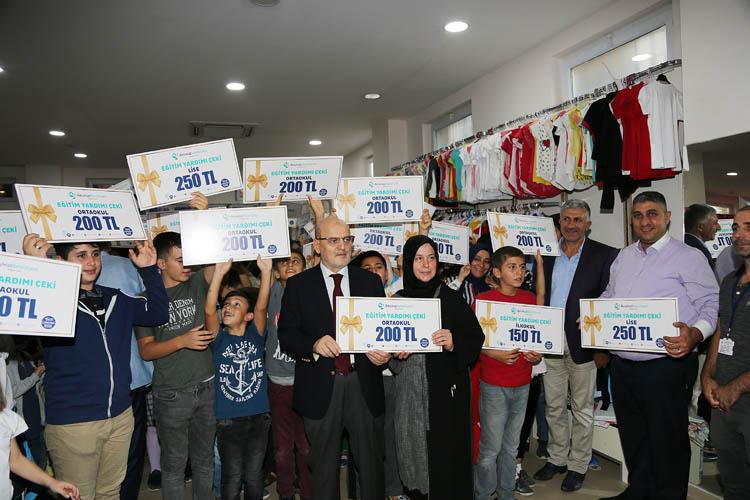 Beykoz Belediyesi'nden büyük eğitim yardımı