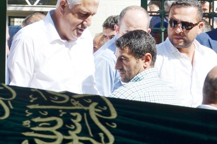 Beykoz Meclis Üyesi Tuncer Dede'nin baba acısı