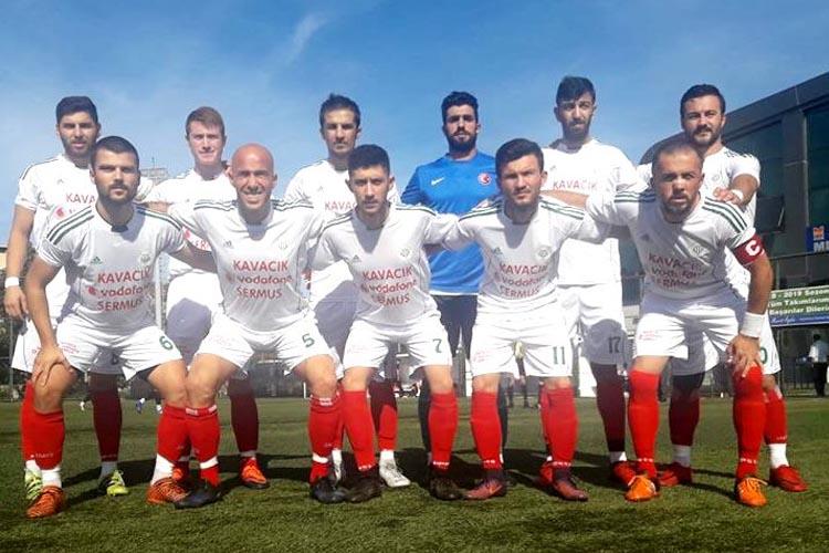 Gümüşsuyuspor, Batı Trakya'ya mağlup oldu