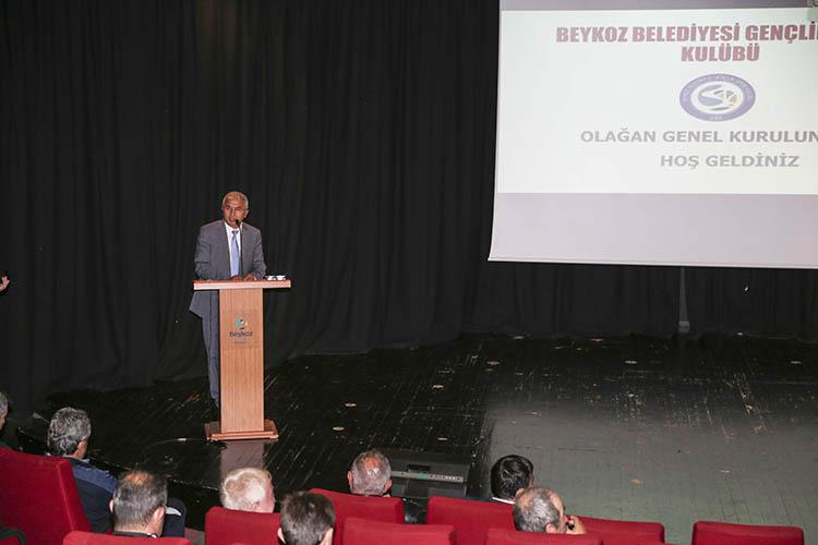 Beykoz Belediyespor devam dedi