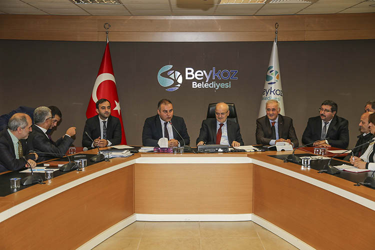 Görele Belediye Başkanı, Beykoz'a teşekkür etti