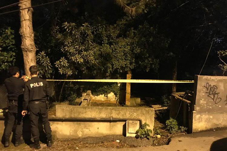 Beykoz'daki metruk binada 6 aylık ceset