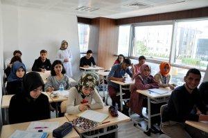 Beykoz Belediyesi üniversite gibi ders veriyor