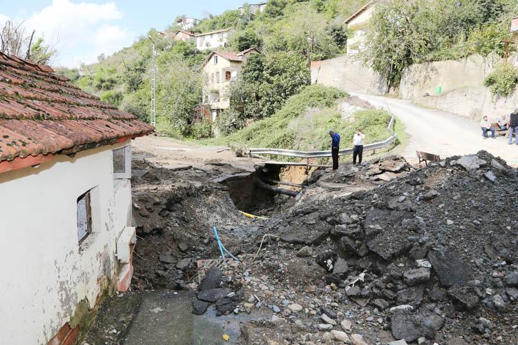 Beykoz'da felaketin izleri silinmeye başladı