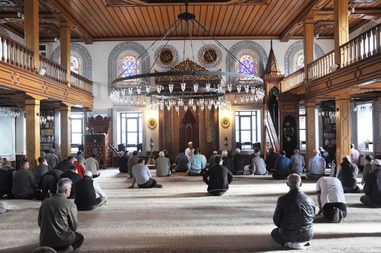 Beykoz'da şehitler için Kur'an okundu