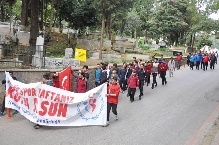 Beykoz'da Amatör Spor Haftası kutlandı