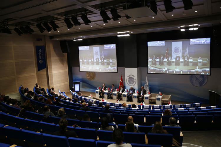 Ozon Terapi Kongresi, Beykoz'da başladı