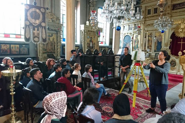 Beykoz tarihine üniversitelilerden akademik çalışma
