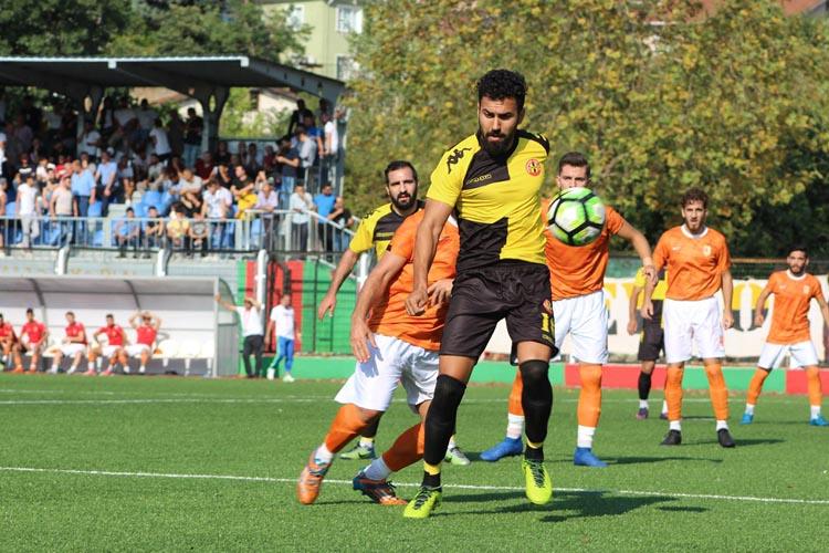 Beykoz amatörleri 20-21-24 Ekim 2018 maç programı
