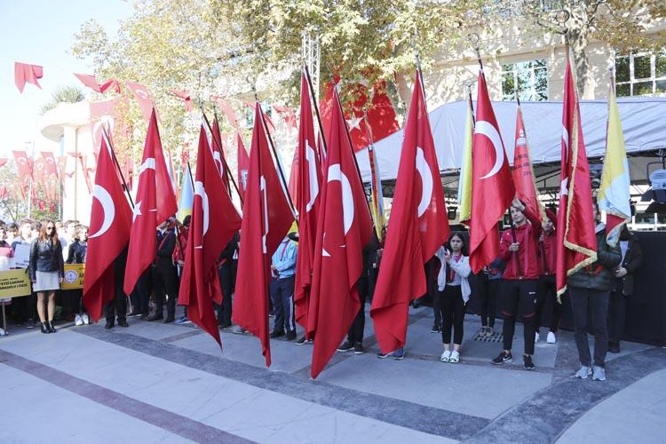 Beykoz'da Cumhuriyet Bayramı coşkusu sürüyor