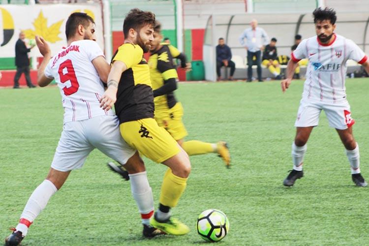 Beykoz amatörleri 3-4 Kasım 2018 maç programı