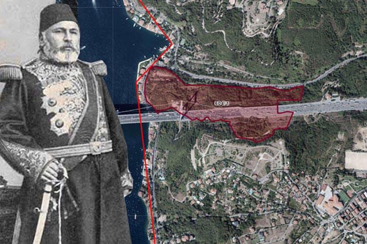 Beykoz Anadoluhisarı'na veraset davası açıldı