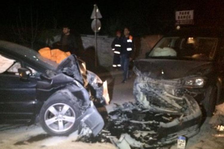 Beykoz'da kaza bir ölü üç yaralı