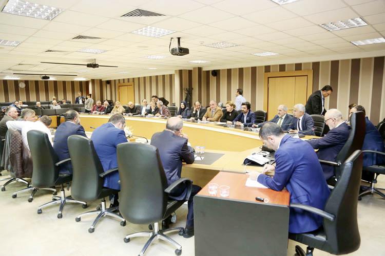 Beykoz Meclisinde Kasım mesaisi başladı