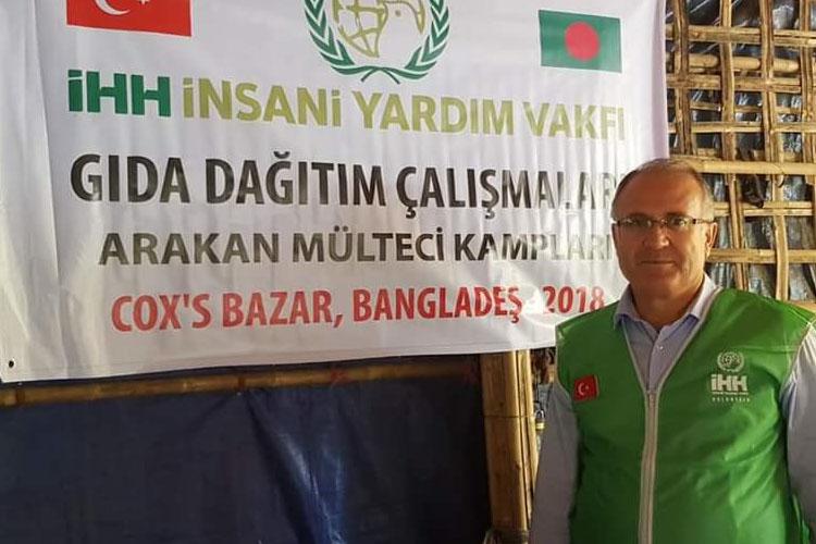 Beykoz Kaymakamı Katırcı Bangladeş'te
