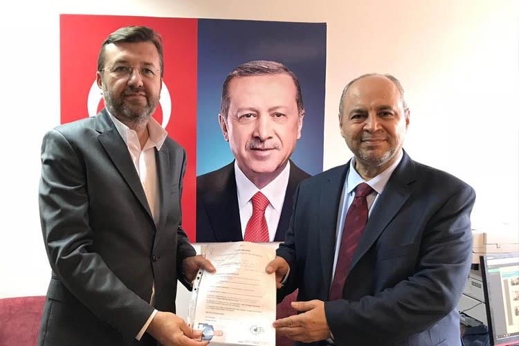 AK Parti Beykoz'da siftahı yaptı