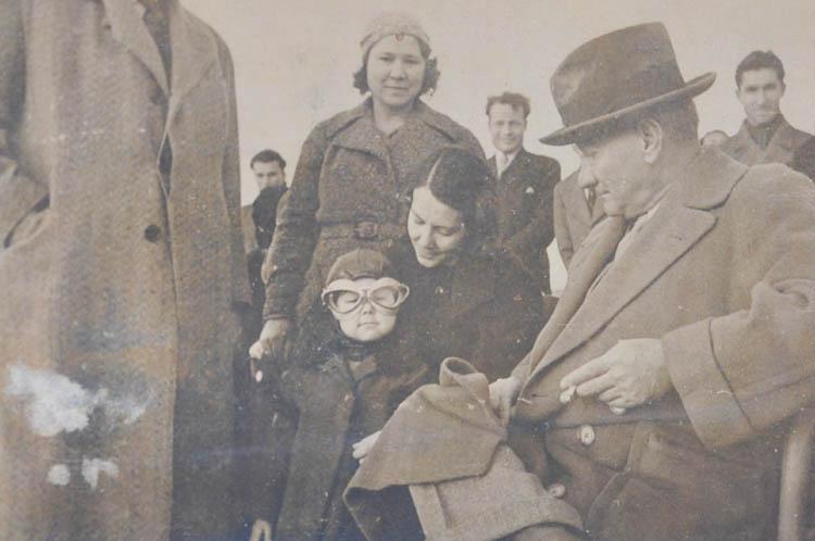Atatürk, Beykoz'da fotoğraflarıyla da anıldı