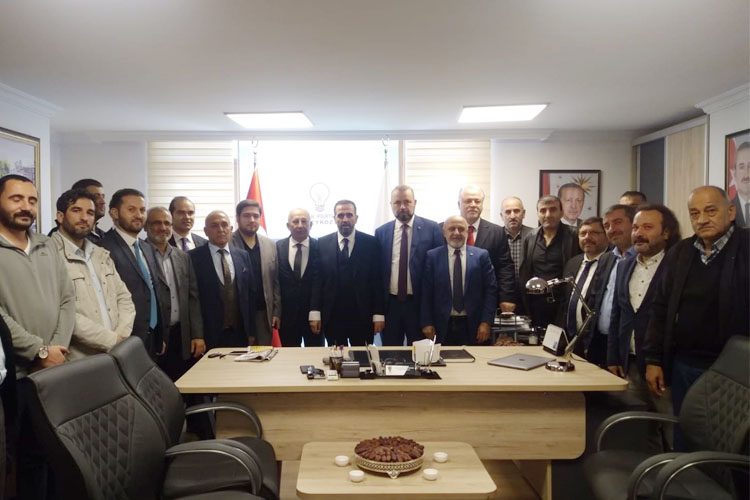 KAS-DER Genel Başkanı, AK Parti'yi tercih etti