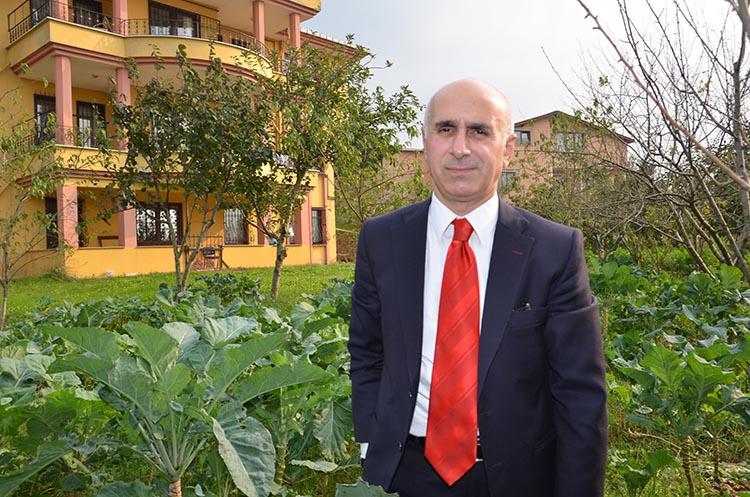 Avukat Kemal Kaya AK Parti Aday Adayı
