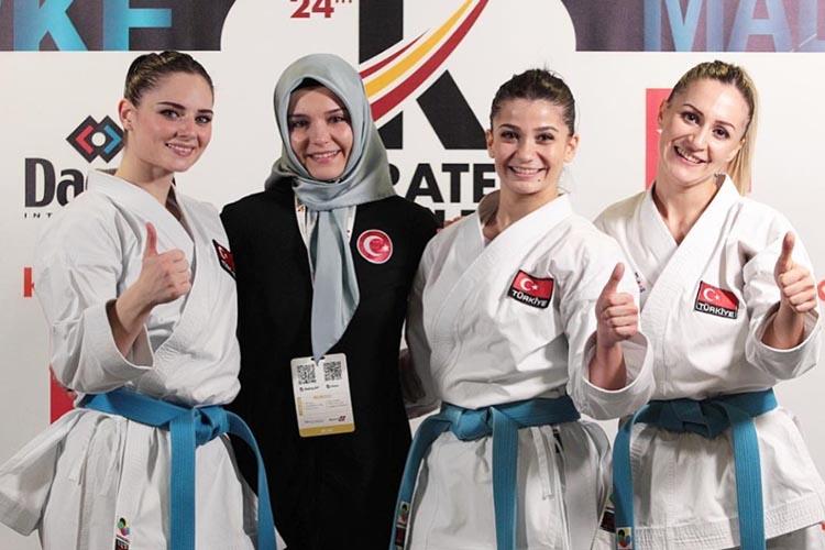 Beykozlu Sofuoğulları Türkiye'nin gururu oldu
