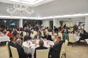 Beykoz Belediyesi'nden eğitimcilere akşam yemeği