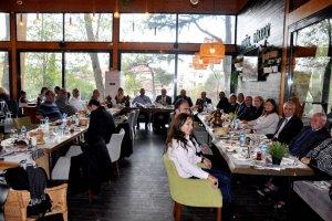 CHP Beykoz Aday Adaylarını kahvaltıda buluşturdu