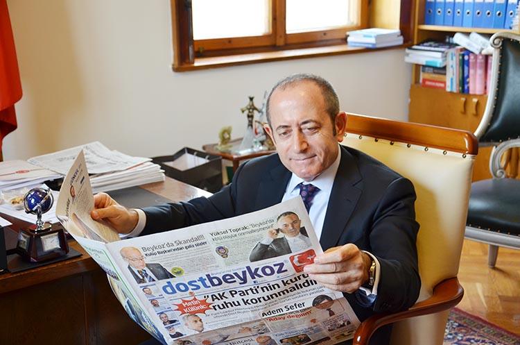 Akif Hamzaçebi'den, Beykoz dedikodularına tepki