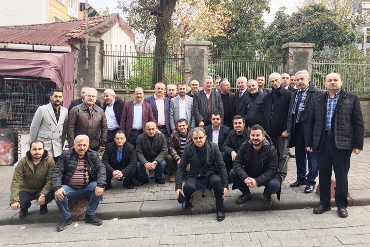 Beykoz'da Ordulular Derneği el değiştirdi