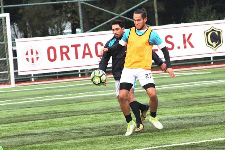 Ortaçeşmespor, Onayspor maçına kilitlendi