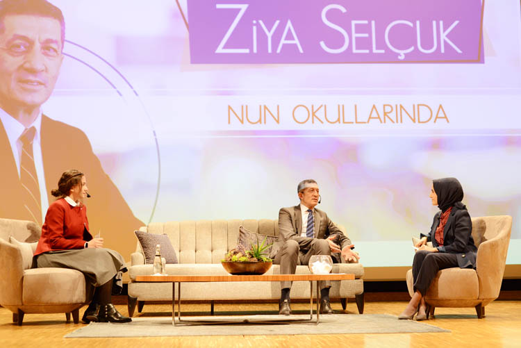 Bakan Selçuk, Beykoz'da öğüt verdi