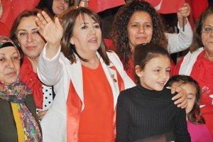 CHP Aday Adayı Gülay Demirel'den demokrasi şöleni