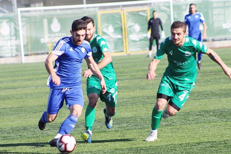 Gümüşsuyuspor 7 maç sonra farklı mağlup: 0-7