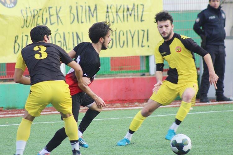 Beykoz - Feriköy maçında taraftar rekor kıracak