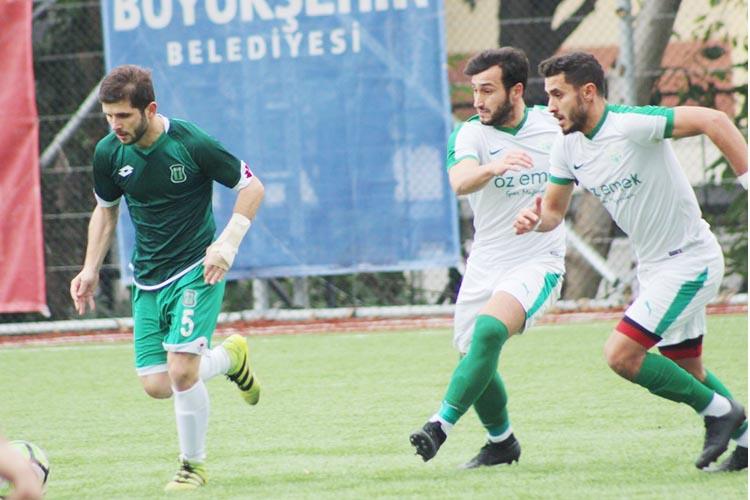 Beykoz amatörleri 15-16 Aralık 2018 maç programı