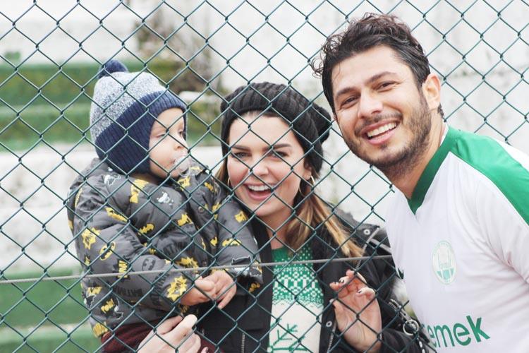 Pelin Karahan Kavacıkspor maçlarını kaçırmıyor