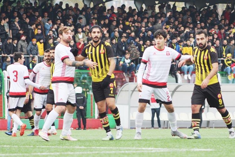 Beykoz amatörleri 22-23 Aralık 2018 maç programı