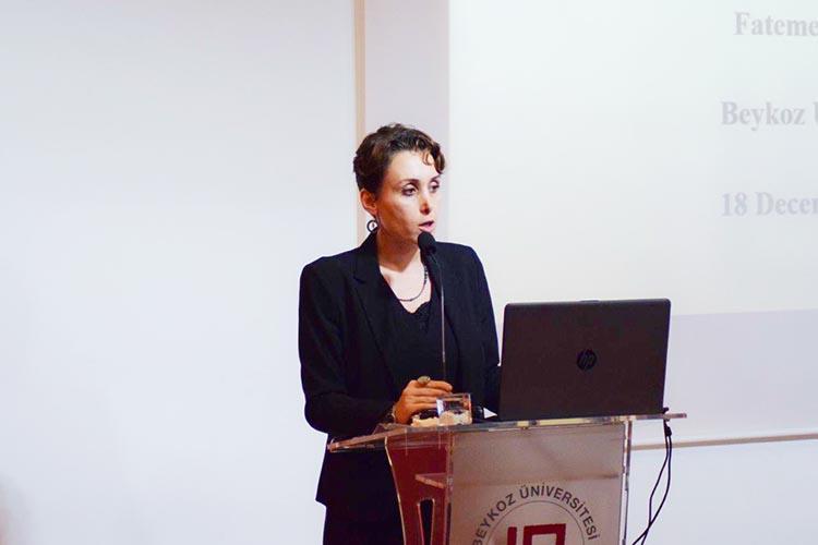Beykoz Üniversitesi'nde konu sürgün şiirlerdi