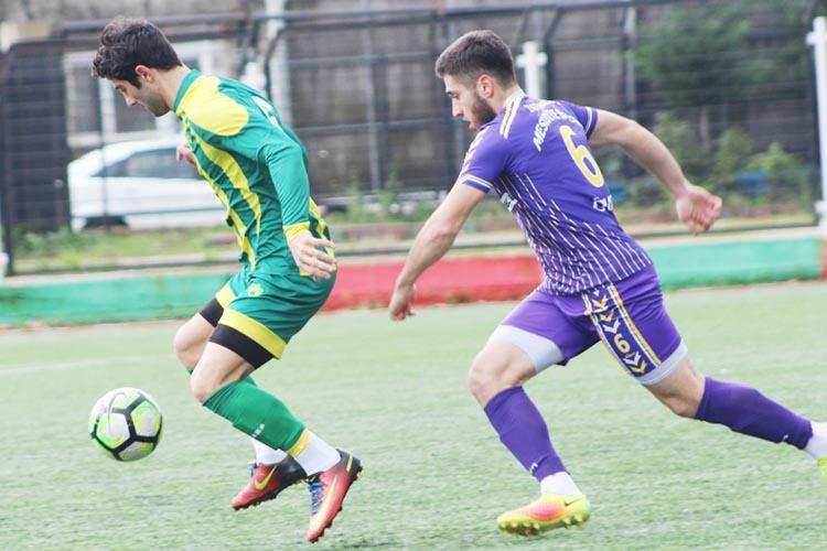 Mesudiyespor'da keyifli bir hafta sonu: 4-0