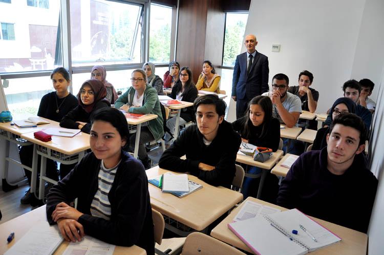 Beykoz'da kültür sanat öğrencilerine bilgi yarışması