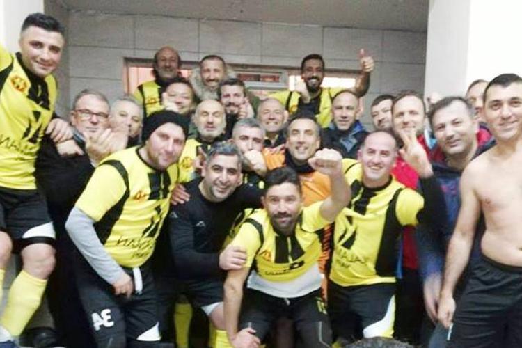 Beykoz Masterleri Maltepe'de coştu: 3-0