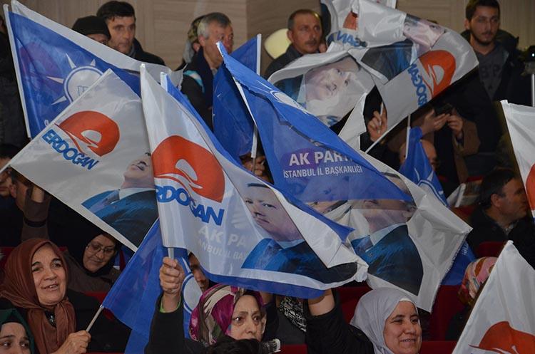 AK Parti'de 150 meclis üyesi aday adayı