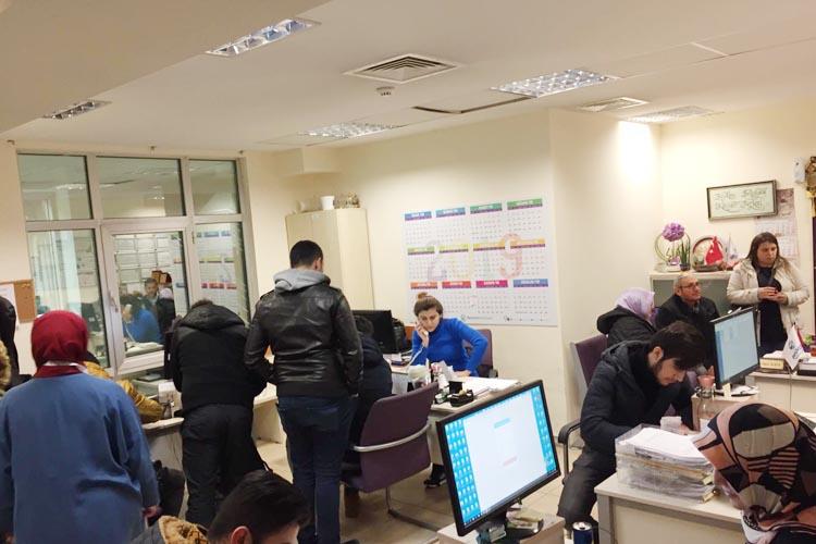 Beykoz'da özel güvenlik eğitim kayıtları başladı