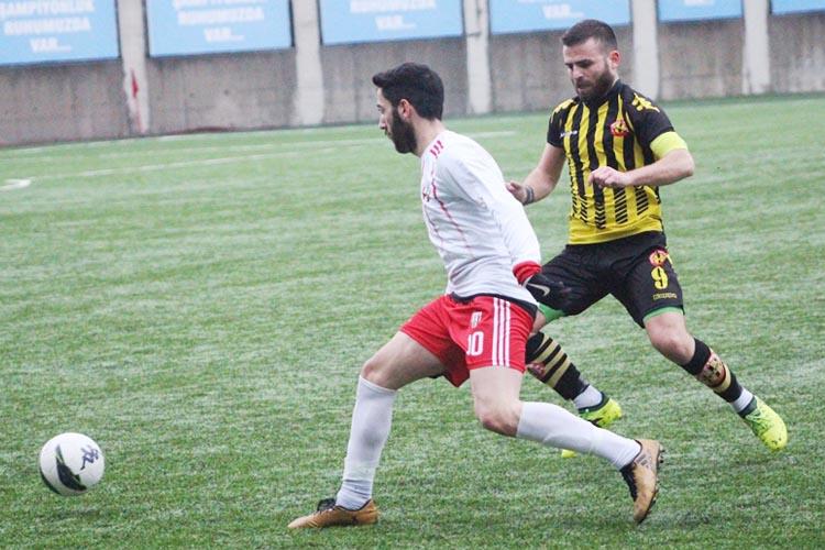 Beykoz 1908 AŞ – İstanbul Bulancakspor: 1 - 0