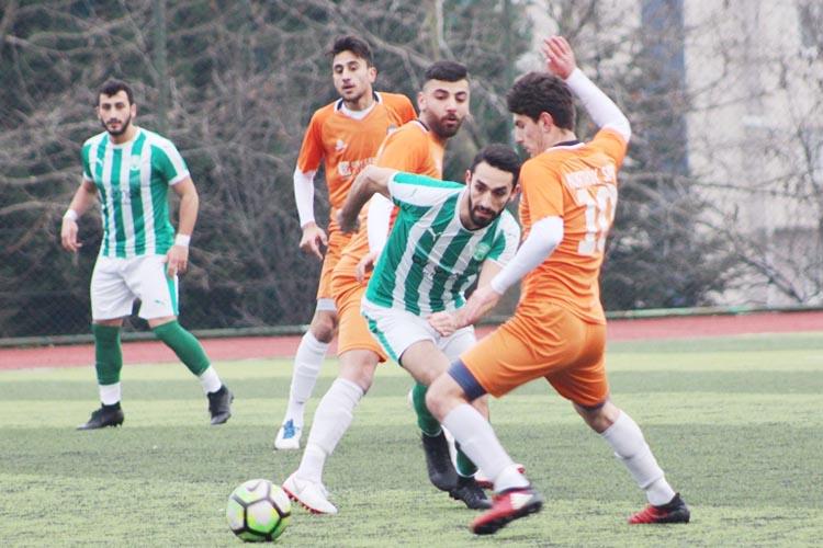 Kavacıkspor şampiyonluk avantajını korudu: 1-1