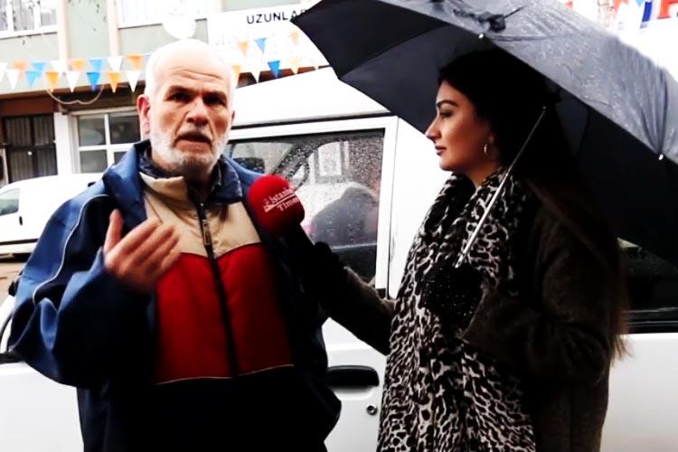 AK Parti Beykoz adayını Çavuşbaşı'nda sorduk